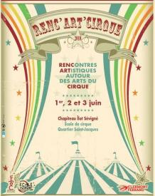 Renc' Art' Cirque 2018