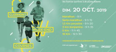 Clermont Week-end Courses